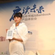 Tablets and ebooks in China