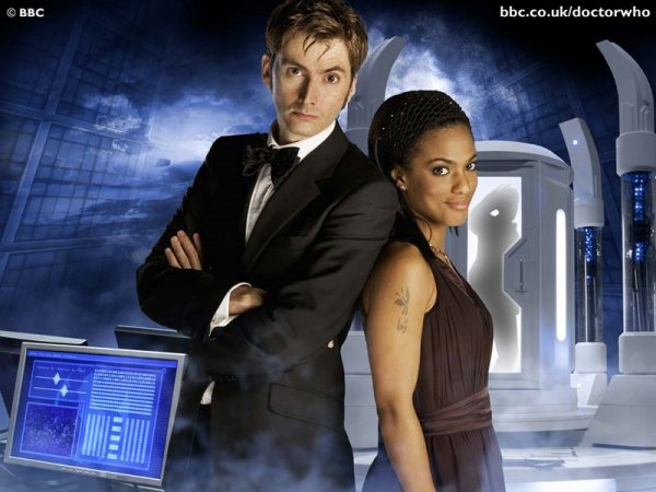 Short Short Story from Doctor Who and Martha Jones