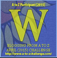 BlogAtoZ_W