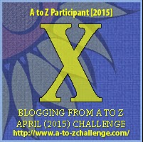 BlogAtoZ_X